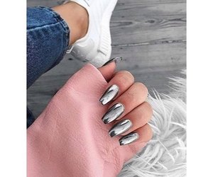 nails, style, and nails polish image