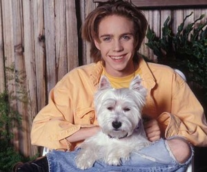 90s, puppy, and jonathan brandis image