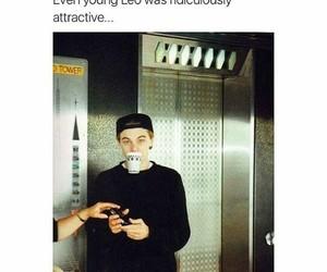 Hot, damn, and Leonardo di Caprio image