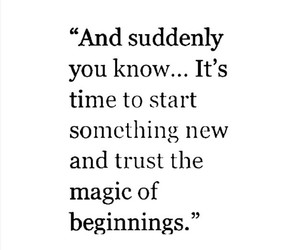 quotes, beginning, and start image