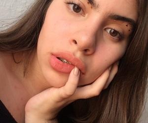make up, makeup, and instagram image