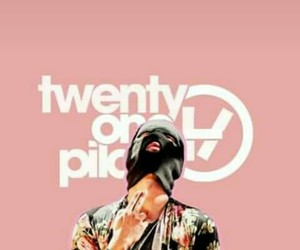 twenty one pilots and pink image