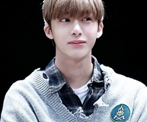 monsta x, hyungwon, and kpop image
