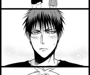 yaoi, kagami taiga, and kuroko no basuke image