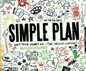 simple plan, music, and get your heart on image