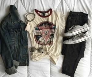 grunge, style, and fashion image