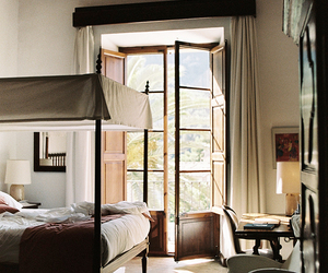 a room with a view, window, and room image