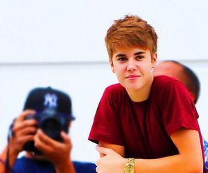justin bieber and Hot image
