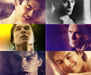damon, love, and Hot image
