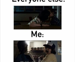 dustin, relatable, and eleven image