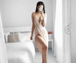 beautiful, body, and golden image