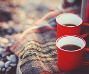 coffee, autumn, and cup image