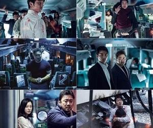 korean film and train to busan image