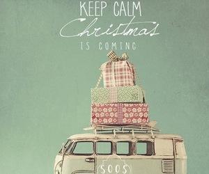 christmas, holidays, and keep calm image
