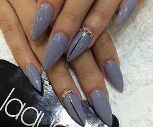 nails and amazing image