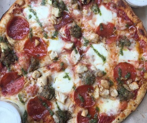 blaze, food porn, and foodie image