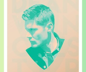 dean winchester, edit, and poster image