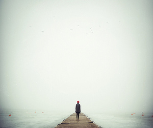base, loneliness, and fog image