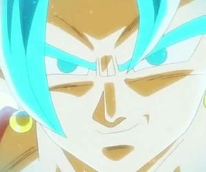 anime, fusion, and dragon ball z image