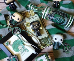 draco malfoy, Queen, and slytherin image