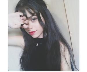 bad girl, bangs, and girl image