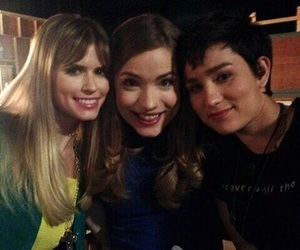 scream, audrey, and brooke image