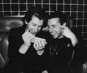 aesthetic, couple, and miles kane image