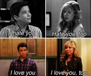 icarly, love, and Sam image