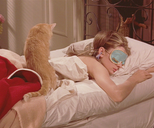 Breakfast at Tiffany's, sex, and not sex image