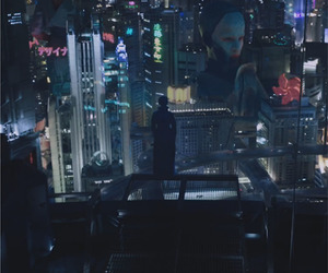 aesthetics, art direction, and blade runner image