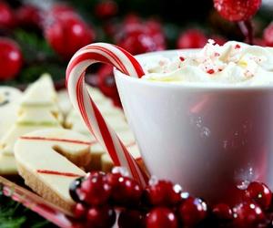cake, christmas, and holiday image