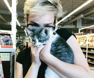 cat, scream, and bex taylor-klaus image