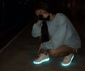 girl, shoes, and tumblr image