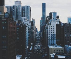 america, new york, and city image