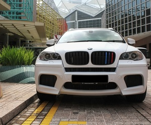 beauty, bmw, and cars image