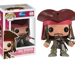 captain, jack sparrow, and johnny depp image