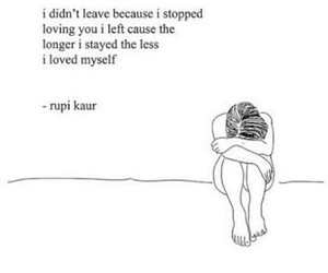 quotes, love, and rupi kaur image