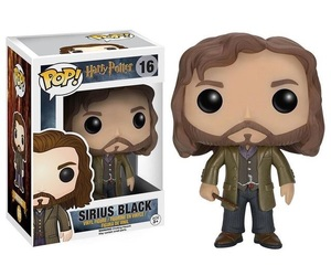 harry potter, sirius black, and funko pop image