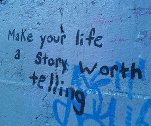 quotes, life, and story image