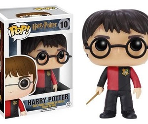 funko pop and harry potter image
