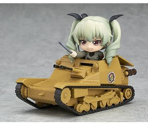 nendoroid, hypetokyo, and girls und panzer image