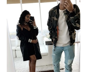 outfit, dk4l, and couple image