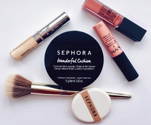 makeup, sephora, and NYX image