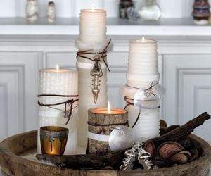 candle, decorations, and design image