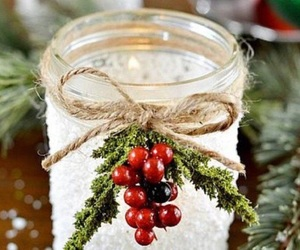 christmas, diy, and decor image