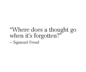 quotes, thoughts, and forgotten image
