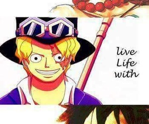 ace, anime, and one piece image