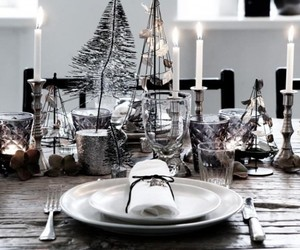 christmas, living, and decorations image