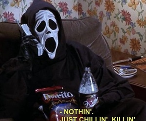 scary movie and scream image