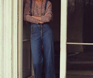 jeans, overall, and denim overall image